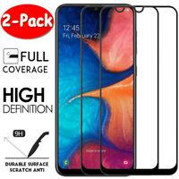 2X Tempered Glass Screen Protector For Samsung A70 A50 A40 A30 A20 A10 A20e A10e