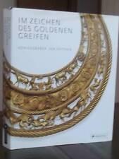 Menghin/Parzinger: Im Zeichen des goldenen Greifen Königsgräber der Skythen HC