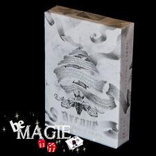 Jeu ARCANE Blanc - Bicycle - Magie - Poker