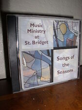 Music Ministry at St. Bridget: Songs of the Seasons (CD)