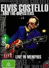 Elvis Costello & The Imposters - Live In Memphis (DVD, 2005) VGC