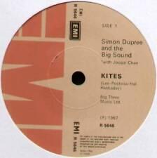 "SIMON DUPREE & THE BIG SOUND ~ KITES / LIKE THE SUN ~ 1978 UK 7"" SINGLE RE-ISSUE"