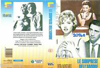 Le Sorprese dell' Amore (1959) VHS L.F. Video.  Walter Chiari   Sylvia Koscina