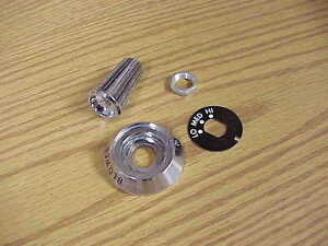 1965 Dodge Coronet 330 440 500 NOS MoPar Blower KNOB PACKAGE