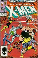 Uncanny X-Men # 225 (Mark Silvestri) (USA, 1988)
