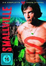 Smallville Staffel 1 *  Superman 6 DVD Box NEU OVP