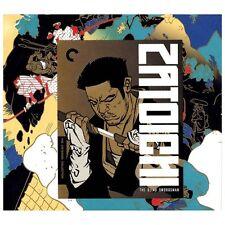 Zatoichi: The Blind Swordsman (Blu-ray/DVD, 2013, 27-Disc Set, Criterion Collect
