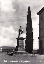 #TODI: MONUMENTO A G. GARIBALDI