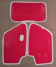 Autocollants / Stickers / Decals Honda XR600R - XRR 600 (87)