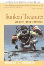 Sunken Treasure: Six Who Found Fortunes (Paperback or Softback)