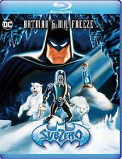Batman  Mr. Freeze - Subzero (Blu-ray Disc, 2018)