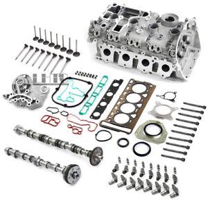 Cylinder Head Camshaft Gaskets Valves Kit For Audi A4 A5 A6 Q5 2.0 TFSI CAEB CDN