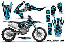 KTM 2016 SXF/XCF-250-350-450 SX-125/450 CREATORX GRAPHICS KIT BOLT THROWER BLI