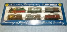 Fleischmann 4881 HO Gauge 0-10-0 Locomotive & Coaches 'THE OLD PRUSSIA'