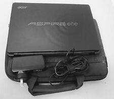 One Acer Aspire One Model P1VE6 4GB W/Power Adapter 500GB HDD No OS