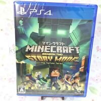 PS4 Mine craft story mode Season 2 Japan PlayStation 90038 JAPAN IMPORT