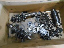 Kawasaki KLX125 KLX 125 Suzuki DZR125 2004 04 transmission gears misc engine
