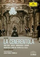 La Cenerentola: Teatro Alla Scala (Abbado) [DVD] [2005][Region 2]