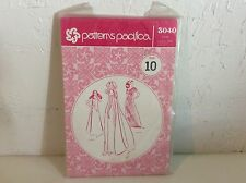 Vintage Patterns Pacifica 3040 Size 10 Dress Pattern NEW