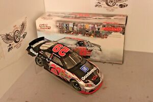 2003 Kevin Harvick GM Goodwrench Indy Win Burnout 1/24 Action GM Dealers Diecast