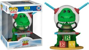 Toy Story - Rex with Controller Deluxe Pop! Vinyl Figure ***PRE-ORDER**