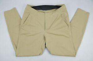 Lululemon Men's Stretch Joggers Pants Khaki Tan • Medium