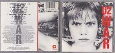 U2 - War  (CD, Oct-1990, Island (Label))