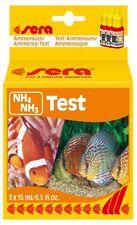 Sera nh4/nh3 - Test (AMMONIO/ammoniaca-Test)