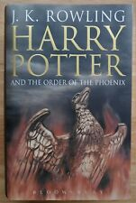 "J K Rowling""Harry Potter and the Order of the Phoenix"" Adult Ed. 1st/1st +Bonus"