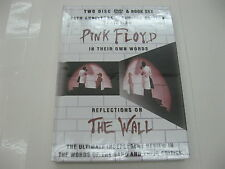 Pink Floyd In Their Own Words Reflections On The Wall 25th Anniversary 2 DVD CD