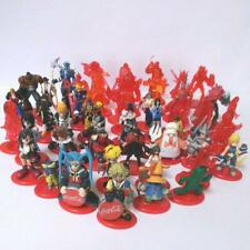 Final Fantasy Coca-Cola Figure Lot of 45 Figures From JAPAN