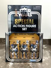 New ListingStar Wars Vintage Collection 501st Legion Arc Trooper Hasbro Pulse Con Exclusive