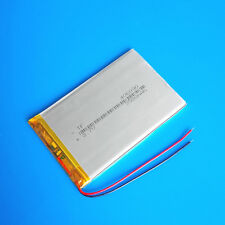3500mAh 3.7V LiPo Battery Cells 406090 For Tablet DVD Camera PAD Power Bank MID