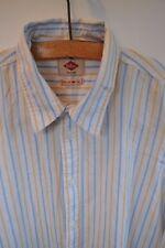 Vintage Lee Cooper stripe western shirt in size XL Mod casual rockabilly