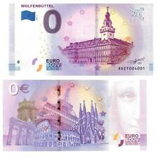0-EURO BILLET 2018 Château Wolfenbüttel UNC./8419547# #