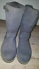 CONDITIONAL ITEM - JEFFREY CAMPBELL GREY BOOTS SIZE 9 WOMEN'S