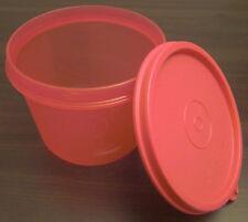 Tupperware Mega Julchen MegaJulchen 550 ml Dose mit Deckel Rosa Rot Neu OVP