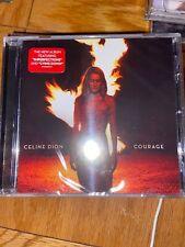 "Celine Dion cd album 2019 ""Courage"" brand new sealed"