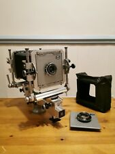 MPP Monorail 5x4 Large Format Camera + 2 Lenses + Ground Glass Back + Box + more