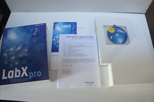 🍀 ULTRA RARE! Mettler Toledo LabX Pro Titration Software 51106500 Complete