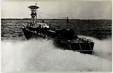 Cartolina Fotografica Marina - Nave Iltis In Viaggio - Non Viaggiata