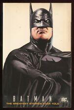 Batman The Greatest Stories Ever Told 1 Trade Paperback Tpb Joker Frank Miller