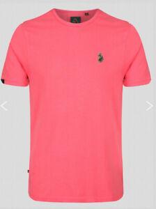 New Mens Luke 1977 Traffs Speach T-shirt Size Small £15 Or Best Offer RRP £22