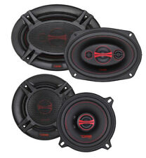 "DS18 GEN-X 6x9"" + 6.5"" Car Audio Door Speakers Combo 660 Watts 4 Ohm Coaxial"