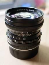 Voigtlander 50mm VM Nokton f/1.5 Asperich for LEICA M  MINT CONDITION