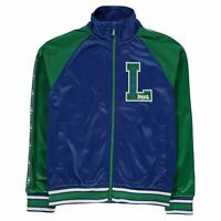 Lonsdale Trk Fnl ZT Youngster Boys Tracksuit Top