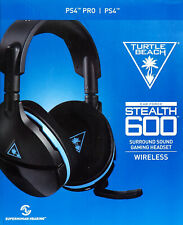 Turtle Beach Stealth 600P Wireless Headset for Sony Playstation 4 / PRO NEW