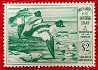 1949 US Federal Duck Stamps SC#RW16 Well Centered