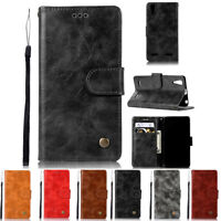 Luxury Flip Cover Stand Wallet PU Leather Case Pouch for Lenovo K3 A6000 A6010