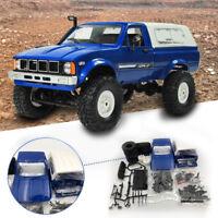 1:16 4WD Radio Control Off-Road RTR / KIT RC Car Rock Crawler Electric Buggy DIY